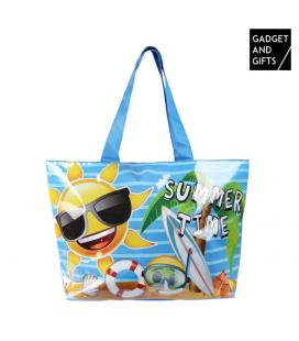 Bolsa de Playa Emoticonos Summer Time Gadget and Gifts - Imagen 1