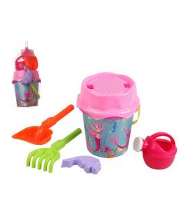 Set de Juguetes de Playa Little Mermaid (6 pcs) - Imagen 1