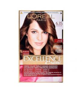 Tinte Permanente Excellence L'Oreal Expert Professionnel Chocolate - Imagen 1