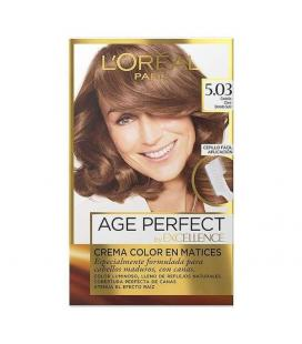 Tinte Permanente Excellence Age Perfect L'Oreal Expert Professionnel - Imagen 1