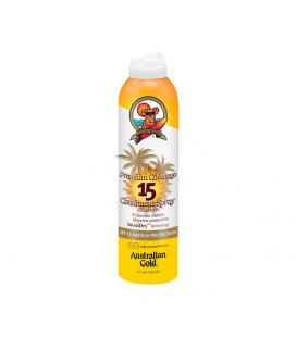 Spray Protector Solar Premium Coverage Australian Gold SPF 15 (177 ml) - Imagen 1