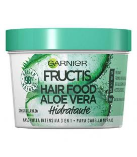 Mascarilla Capilar Fructis Hair Food Garnier (390 ml) Aloe vera - Imagen 1