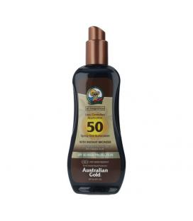Spray Protector Solar Sunscreen Australian Gold SPF 50 (237 ml) - Imagen 1