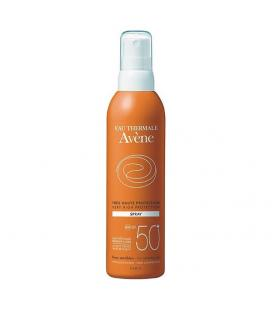 Spray Protector Solar Solaire Haute Sensitive Avene Spf 50+ (200 ml) - Imagen 1