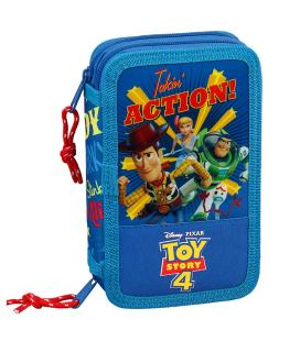 Plumier Toy Story 4 Action doble - Imagen 1