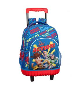 Trolley compacto Toy Story 4 Action 45cm - Imagen 1