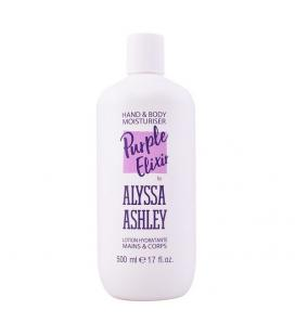 Leche Corporal Purple Elixir Alyssa Ashley (500 ml) - Imagen 1
