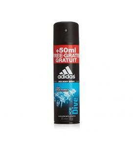 Desodorante en Spray Ice Dive Adidas (200 ml) - Imagen 1