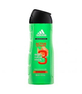 Gel de Ducha Active Start Adidas (400 ml) - Imagen 1