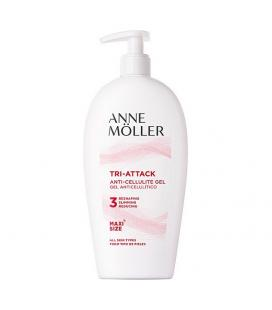 Gel Anticelulítico TRI-ATTACK anti-cellulite gel 400 ml Anne Möller (400 ml) - Imagen 1