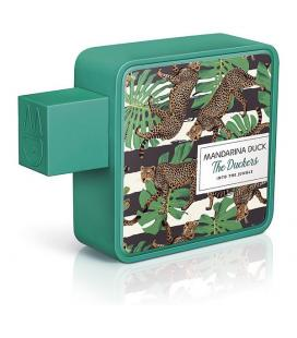 Perfume Unisex The Duckers into the Jungle Mandarina Duck EDT (100 ml) - Imagen 1