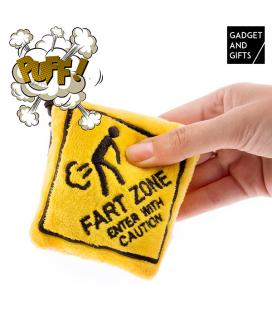 Llavero Fart Zone Gadget and Gifts - Imagen 1