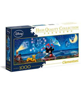 Puzzle Panorama Mickey and Minnie Disney 1000pzs - Imagen 1