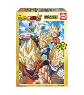 Puzzle Dragon Ball 500pz