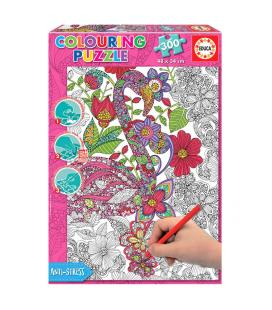 Puzzle Colouring Flamenco 300pz