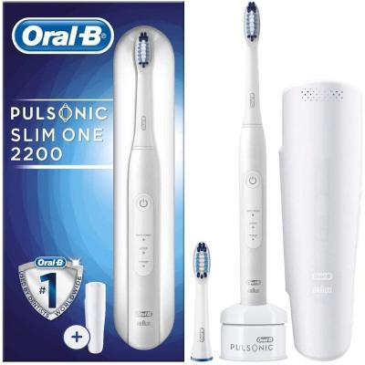 Cepillo Dental Braun Oral-B Pulsonic Slim One 2200 - Imagen 1