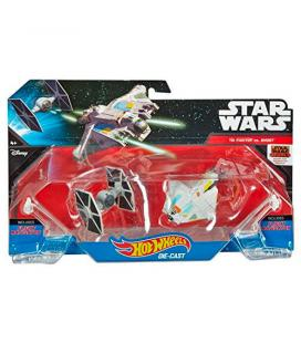 Blister The Fighter vs Ghost Star Wars Hot Wheels - Imagen 1