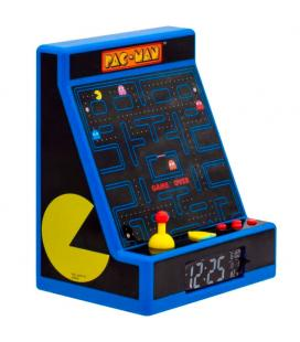Lampara despertador Led Maquina Recreativa Pac-Man - Imagen 1
