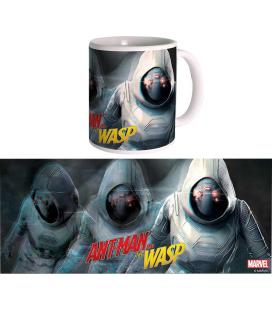 Taza Ghost Ant-Man and The Wasp Marvel - Imagen 1