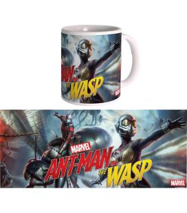 Taza Ants Ant-Man and The Wasp Marvel - Imagen 1