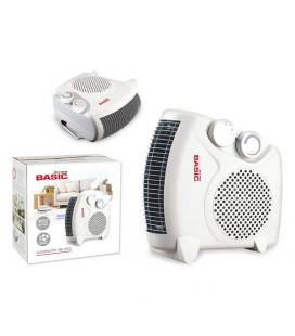 Calefactor Basic Home 1000-2000 W Blanco