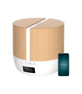 Humidificador PureAroma 550 Connected White Woody Cecotec (500 ml) - Imagen 1