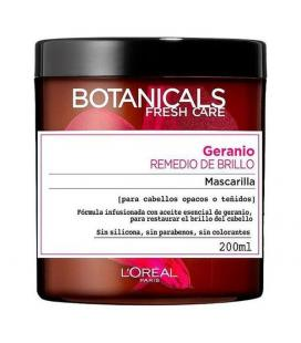Mascarilla Capilar Geranio Remedio de Brillo Botanicals (200 ml) - Imagen 1