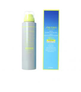 Bruma Solar Protectora Sports Invisible Shiseido Spf 50+ (150 ml) - Imagen 1