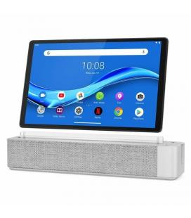 Tablet Lenovo Smart Tab M10 FHD Plus 10.3'/ 4GB/ 128GB/ Gris Platino/ Incluye Smart Dock - Imagen 1