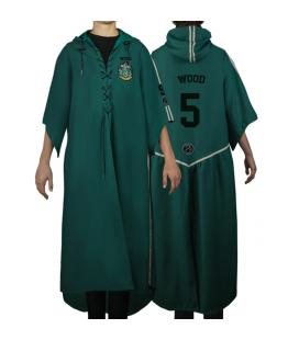 Tunica Quidditch Slytherin Harry Potter - Imagen 1