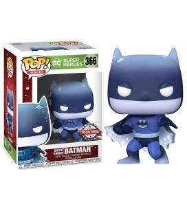 Figura POP DC Holiday Silent Knight Batman - Imagen 1