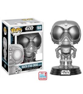 Figura POP Star Wars  Death Star Droid 2017 Fall Convention Exclusive - Imagen 1