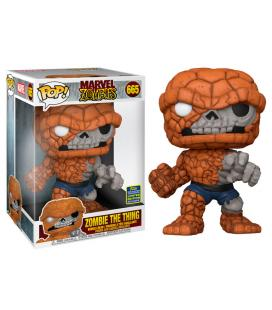 Figura POP Marvel Zombies The Thing Exclusive 25cm - Imagen 1