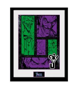 Foto marco Joker Panels DC Comics