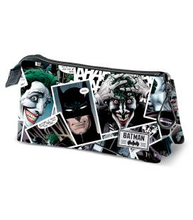 Portatodo Joker DC Comics triple