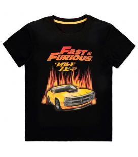 Camiseta Hot Flames Fast and Furious - Imagen 1