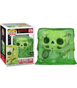 Figura POP Dungeons & Dragons Gelatinous Cube Exclusive - Imagen 1