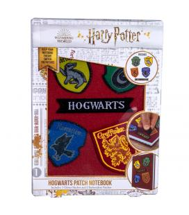 Cuaderno parches velcro Harry Potter - Imagen 1