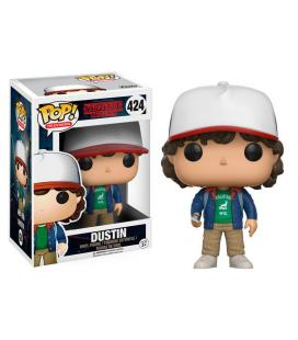 Figura POP Stranger Things Dustin with Compass - Imagen 1