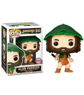 Figura POP Jumanji Alan Parrish with Knife Exclusive - Imagen 1