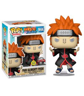 Figura POP Naruto Pain Almighty Push Shinra Tensei Glow in the Dark Exclusive - Imagen 1