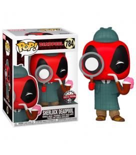 Figura POP Marvel Deadpool 30th Sherlock Deadpool Exclusive - Imagen 1