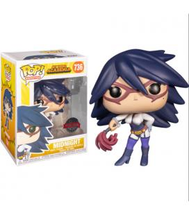 Figura POP My Hero Academia Midnight Exclusive - Imagen 1