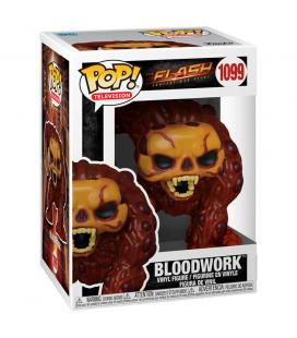 Figura POP DC Comics The Flash Bloodwork - Imagen 2