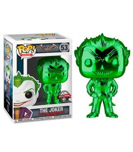 Figura POP DC Comics Batman The Joker Metallic Exclusive - Imagen 1