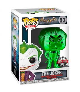Figura POP DC Comics Batman The Joker Metallic Exclusive - Imagen 2