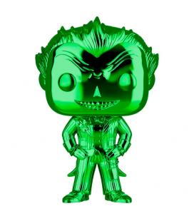 Figura POP DC Comics Batman The Joker Metallic Exclusive - Imagen 3