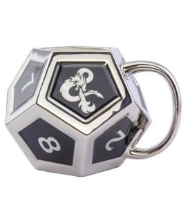 Taza 3D D12 Dungeons and Dragons