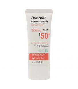 Crema Antimanchas Solares Multi-Protection Babaria Spf 50+ (50 ml) - Imagen 1
