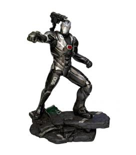 Estatua diorama War Machine Vengadores Endgame Marvel 23cm - Imagen 1